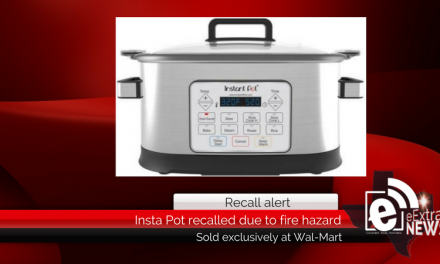 Insta Pot recalled due to fire hazard – Sold exclusively at Wal-Mart