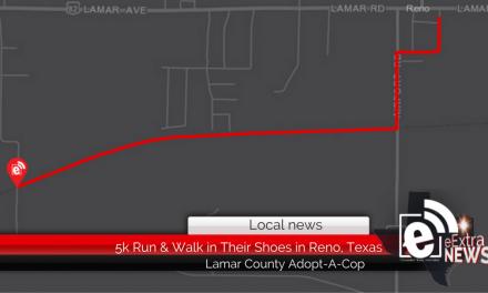 Lamar County Adopt-a-Cop hosts 5k || Run, walk or ride