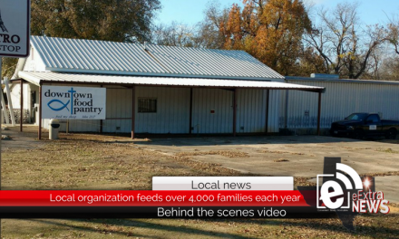 Behind the scenes: Local organization feeds over 4,000 families each year