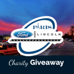 Paris Ford Cares || April Charity giveaway contest