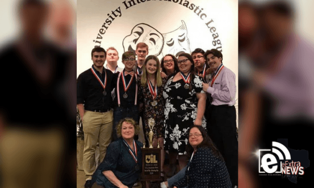 Paris High Thespians advance to bi-district