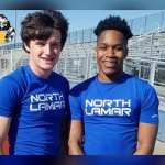 North Lamar sets records at track and field event