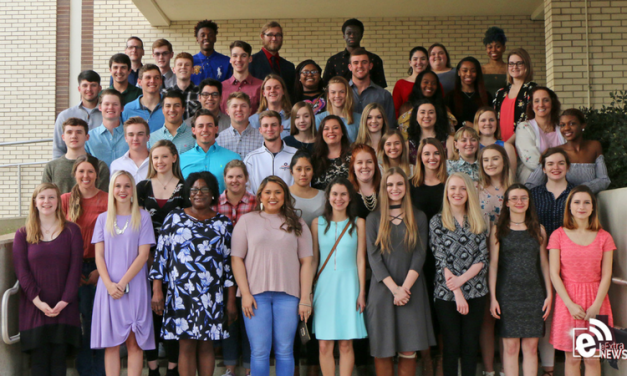 Phi Theta Kappa inducts 175 at PJC during the spring semester