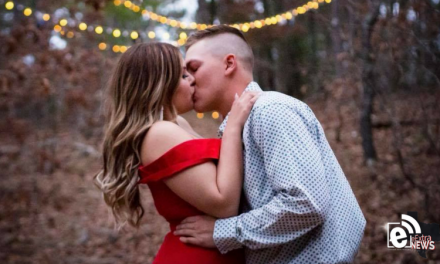 Karly Wyrick and Parker Termin    Engagement