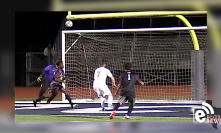 Cats still kicking in district soccer after win