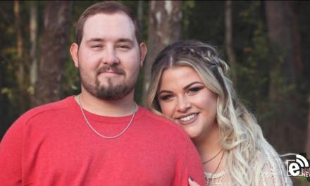 Hailie Hathcock and Dillon Newsom    Engagement