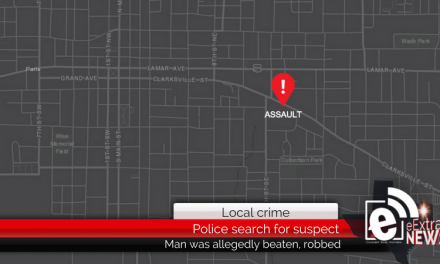 Police search for burglary, assault suspect