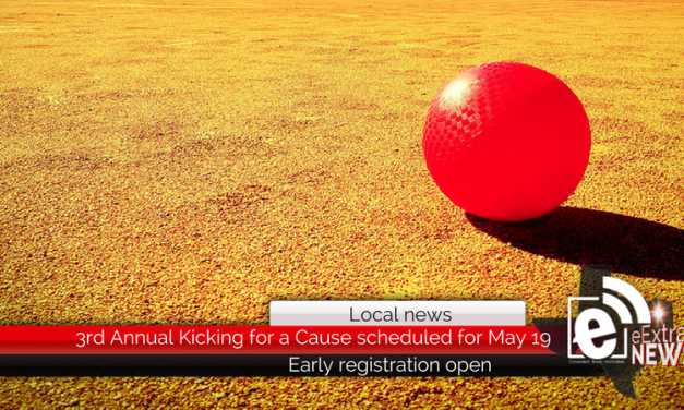 3rd Annual Kicking for a Cause scheduled for May 19, registration open