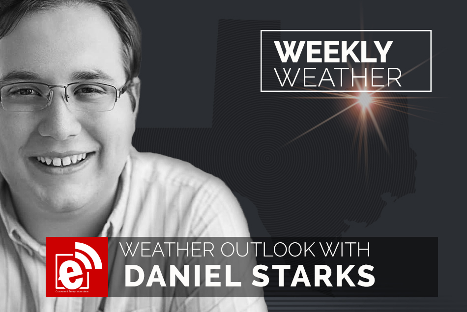 Sunny, warmer weather in store for this weekend || Daniel Starks