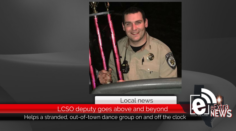 Lamar County Sheriff's Office deputy goes above and beyond