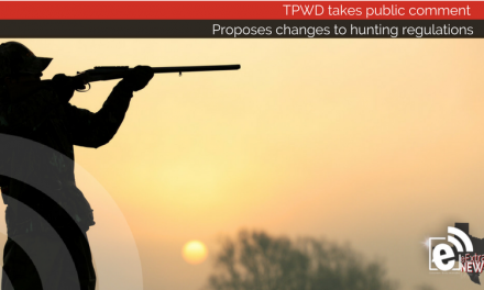 TPWD takes public comment on proposed changes to hunting regulations