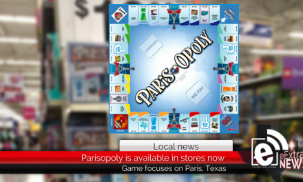 Parisopoly available at Walmart now – Paris, Texas-themed Monopoly game