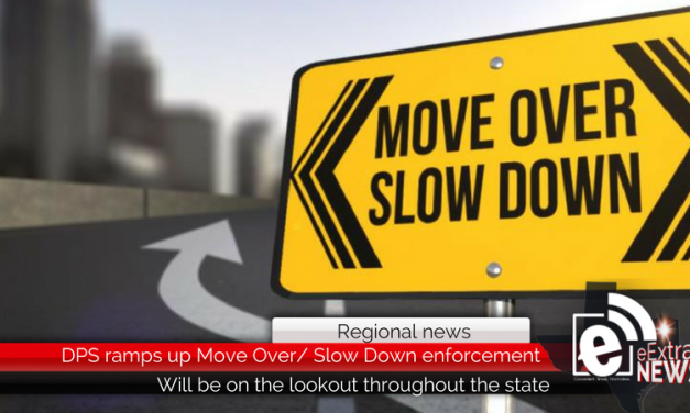 DPS ramps up Move Over/ Slow Down enforcement throughout the state