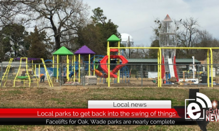 Local parks to get back into the swing of things – City plans grand openings