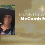 Beverly Denise McComb Moore of Paris, Texas