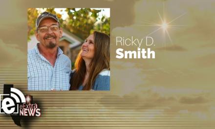 Ricky D. Smith of Paris, Texas