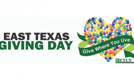 Six local nonprofits to participate in East Texas Giving Day