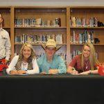 Three local seniors join NTCC Rodeo Team