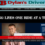 Dylan's Drivers launches new website || Register for events online