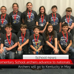 Detroit Elementary School archers advance to nationals
