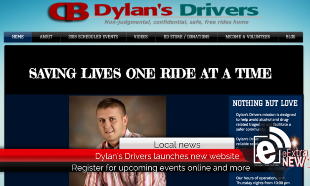 Dylan's Drivers launches new website    Register for events online