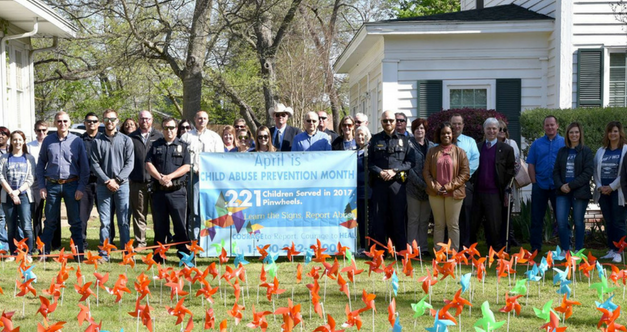 Pinwheel for Prevention || April is Child Abuse Prevention Month