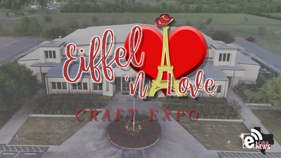 Eiffel and Love Craft Expo now accepting vendor applications