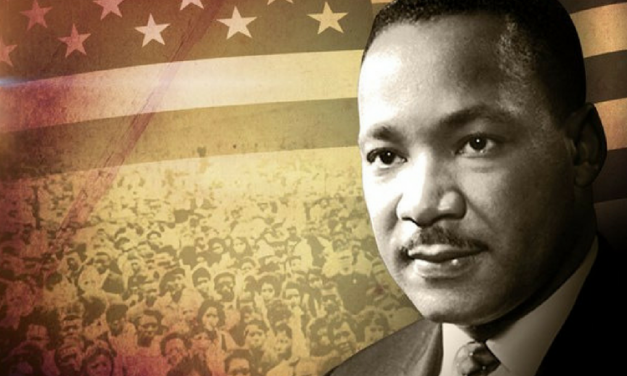 Today we remember Dr. Martin Luther King Jr., 50 years after his death