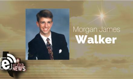 Morgan James Walker of Paris, Texas