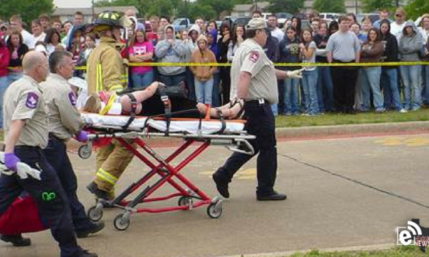Lamar County first responders to conduct mock crash with NLHS students