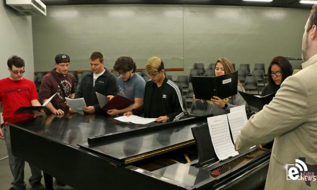 PJC choir presents spring concert April 3
