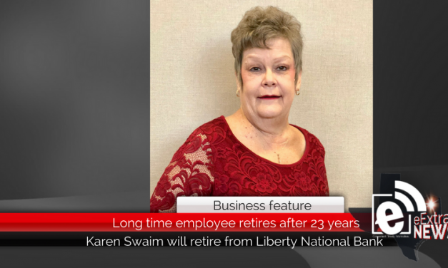 Long time employee retires after 23 years of service