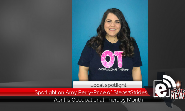 Spotlight on Amy Perry-Price of Steps2Strides