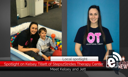 Spotlight on Kelsey Tillett of Steps2Strides Therapy Center
