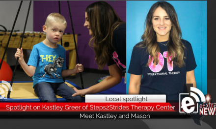 Spotlight on Kastley Greer of Steps2Strides