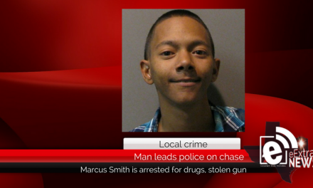 Man leads officers on chase – Police find drugs, stolen gun