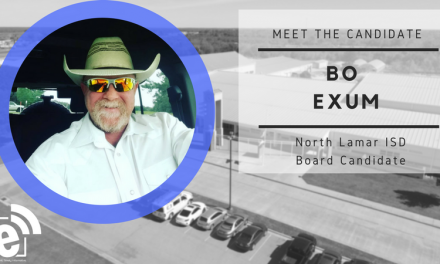 Meet the Candidate: Bo Exum