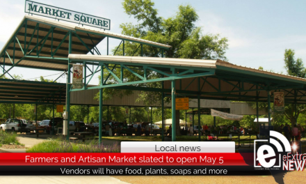 Farmers and Artisan Market slated to open May 5 at Market Square