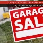 Garage sale to benefit North Lamar High School's Project Graduation