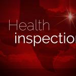 Health inspections – April 03, 2018, through April 18, 2018