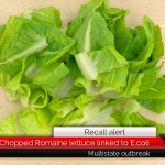 Multistate outbreak of E. coli linked to chopped Romaine lettuce