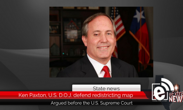 AG Paxton's Office, U.S. Department of Justice defend Texas' redistricting maps at the U.S. Supreme Court