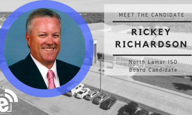 Meet the Candidate: Rickey Richardson