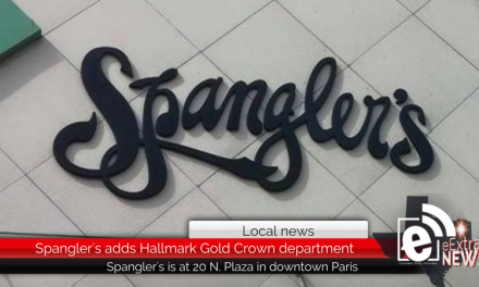 Spangler's to add new Hallmark Gold Crown department