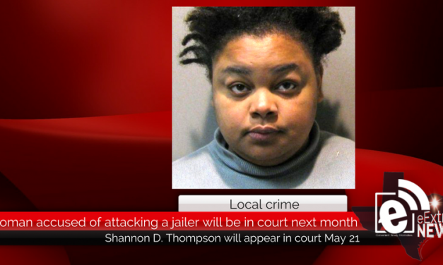 Woman accused of attacking a jailer will be in court next month