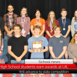 Chisum students place at UIL in Tyler, Texas – Will advance to state