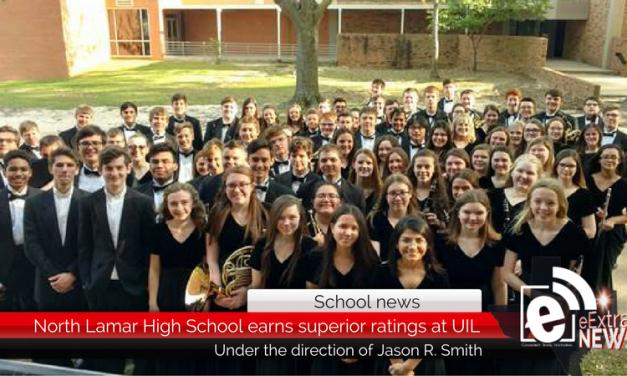 NLHS Concert Band earns superior ratings at UIL