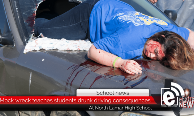 Mock wreck teaches students the consequences of drunk driving