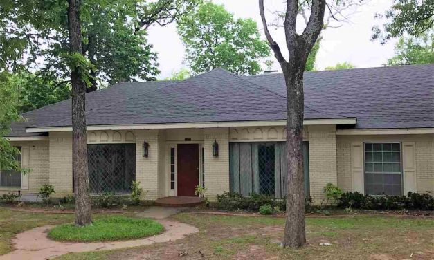 Brick home for sale in Johnson Woods