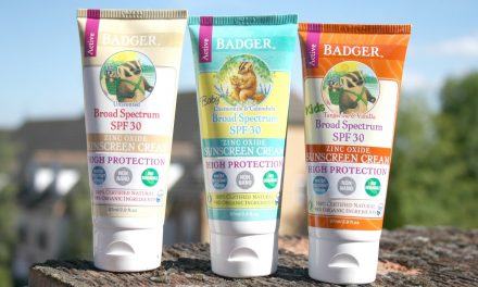 A safer sunscreen for your family || by Erin Finch